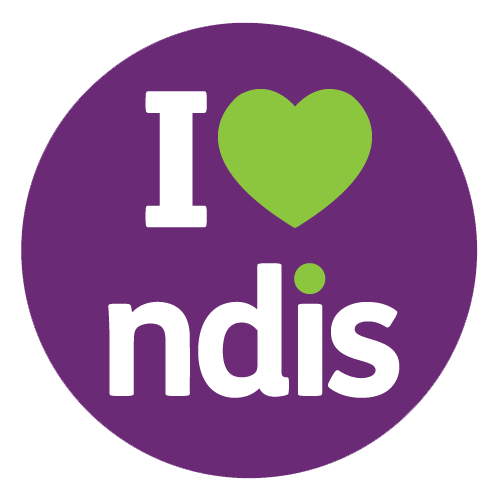 I Heart NDIS vector